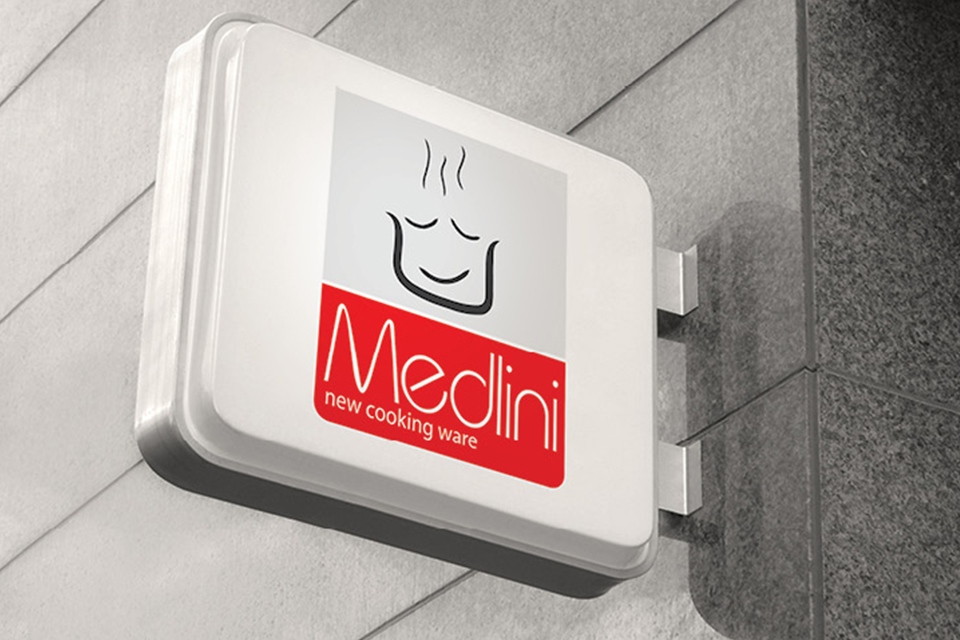 Packaging and graphic design for MEDLINI Company