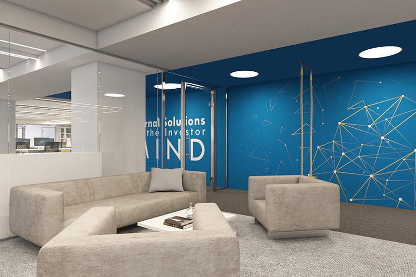 طراحی داخلی شرکت فونیکس97