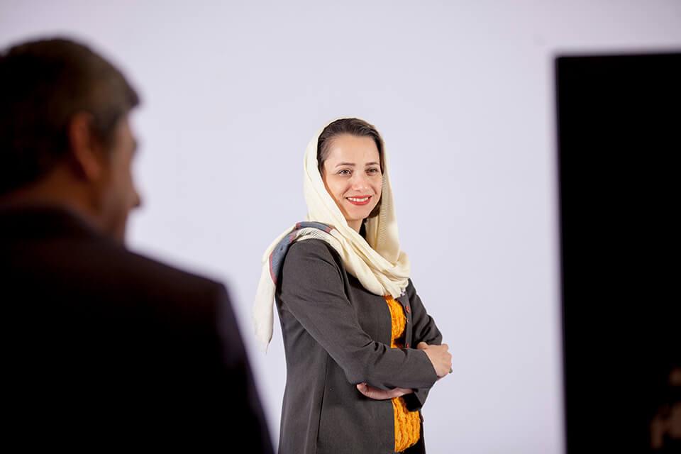عکاسی تعاملی شرکت داروسازی دکتر عبیدی